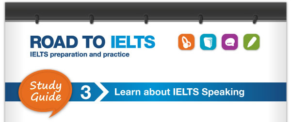 Learn about IELTS Speaking