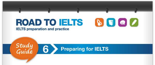 Preparing for IELTS